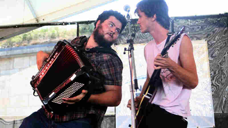 The Felice Brothers: Newport Folk 2010