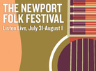 NPR Music Live From The Newport Folk Festival