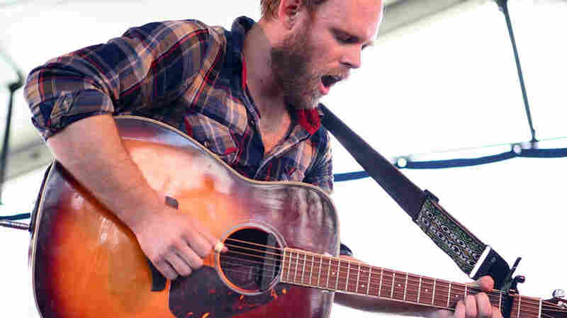 Horse Feathers: Newport Folk 2010