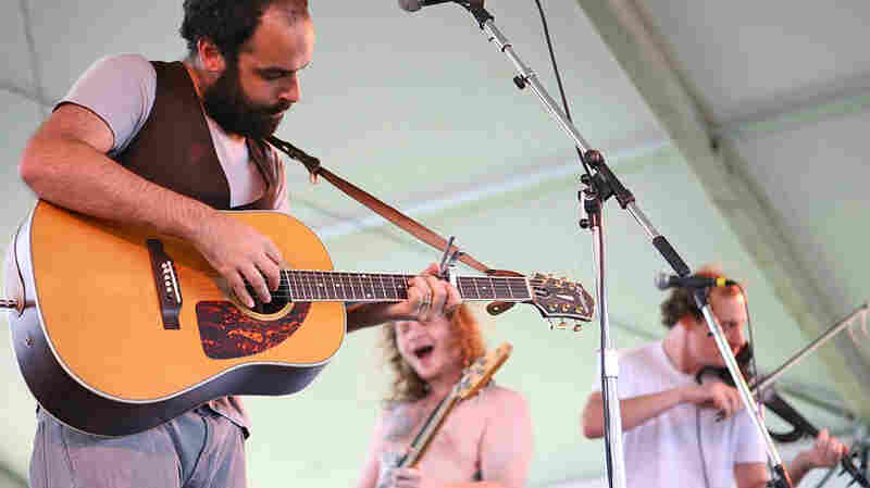 O'Death: Newport Folk 2010