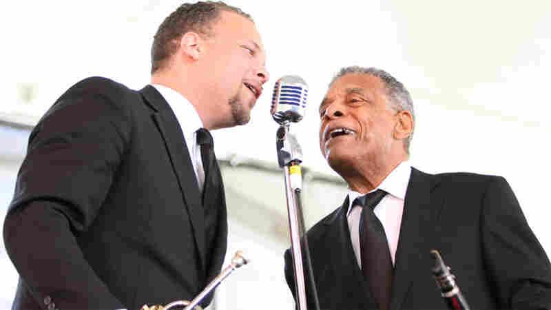 The Preservation Hall Jazz Band: Newport Folk 2010