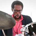 Brian Blade live at Newport Jazz
