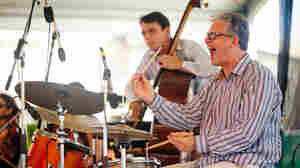 Matt Wilson Quartet: Newport Jazz 2010
