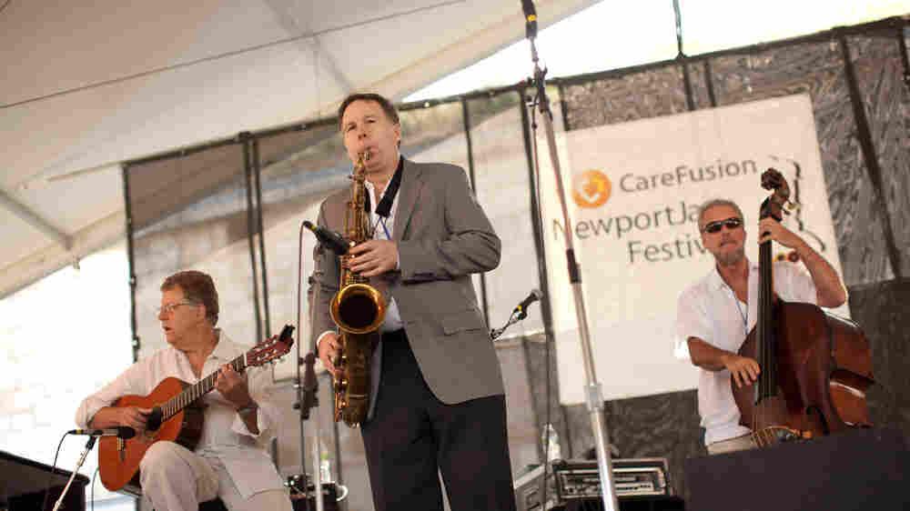 Trio Da Paz; credit: Erik Jacobs for NPR