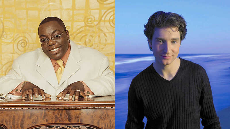 A Celebration In Swing With Cyrus Chestnut And Benny Green: Live In New York