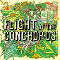 Cover for Flight of the Conchords
