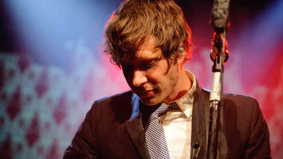 Damien Kulash of OK Go