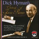 Cover for Dick Hyman's Century of Jazz Piano