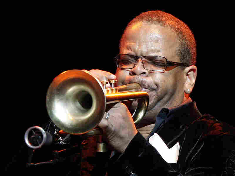Terence Blanchard performs at the 2009 Grammy Salute to Jazz.