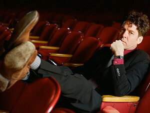 Joe Henry's latest album features music he recorded with his son Levon.