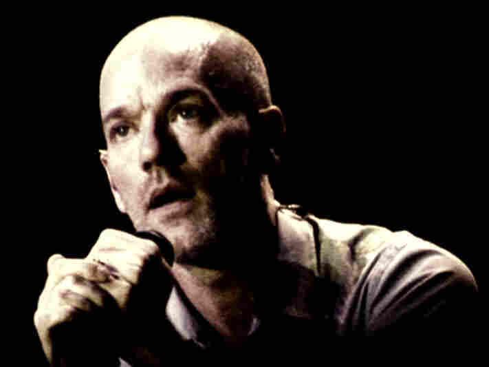 Michael Stipe of R.E.M.
