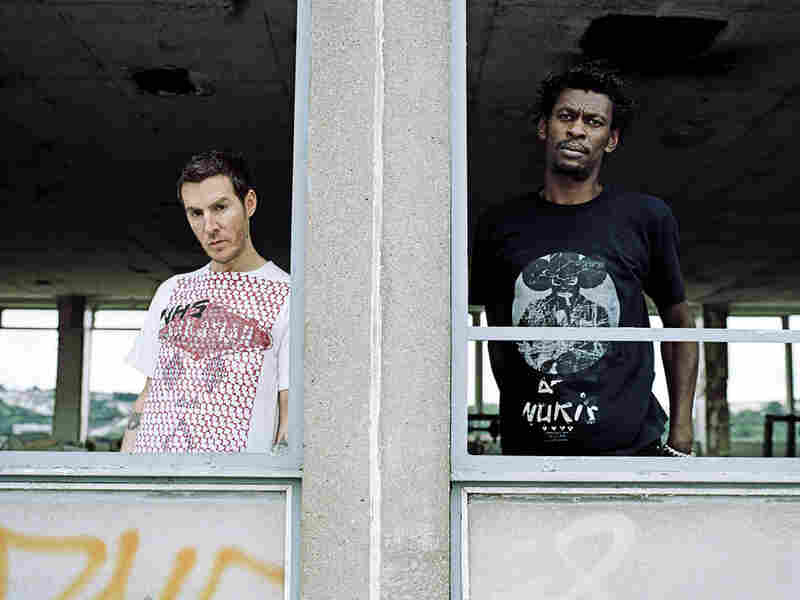 'Heligoland' marks the return of the pioneering trip-hop duo Massive Attack