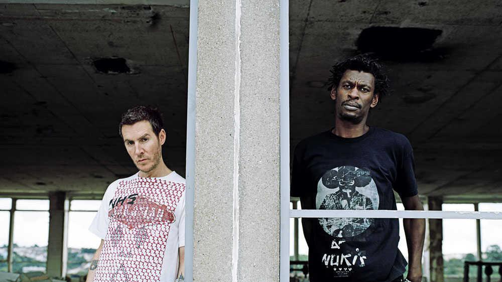 Massive Attack, 'Heligoland'