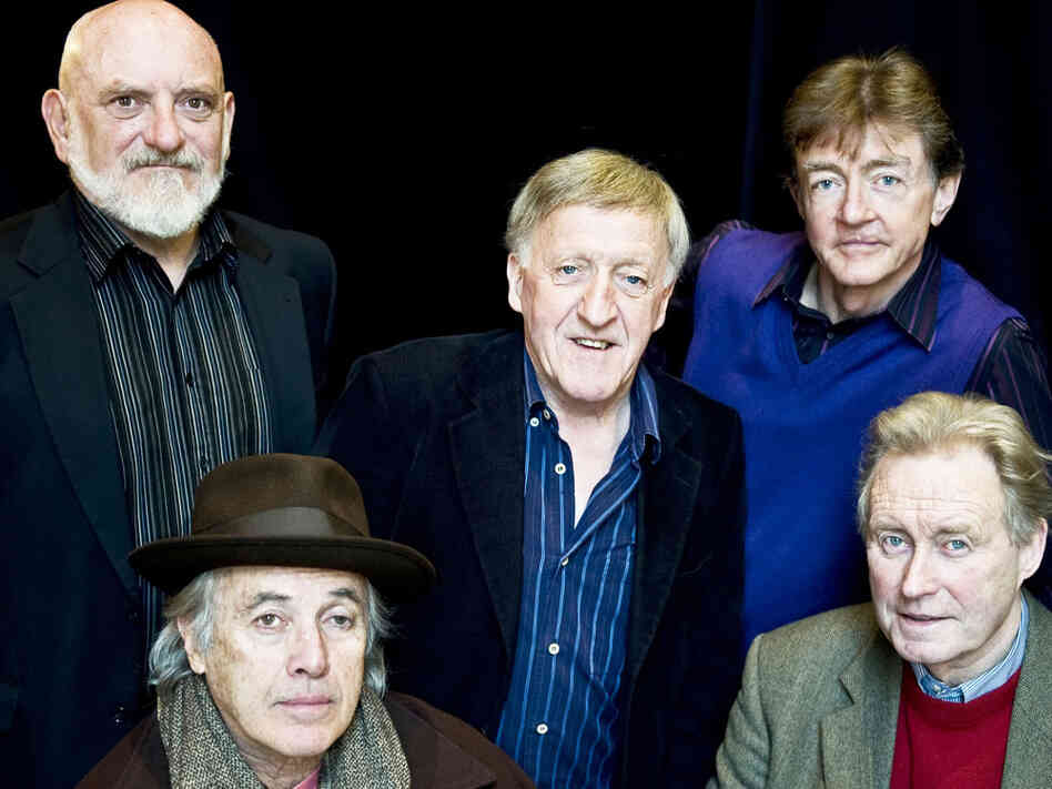 chieftains and cooder