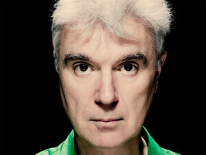 David Byrne teams up with Fatboy Slim to tell the story of Imelda Marcos.
