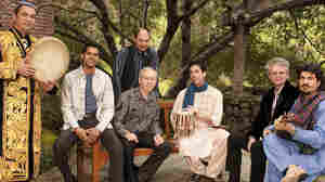 First Listen: Kronos Quartet's Central Asian 'Rainbow'