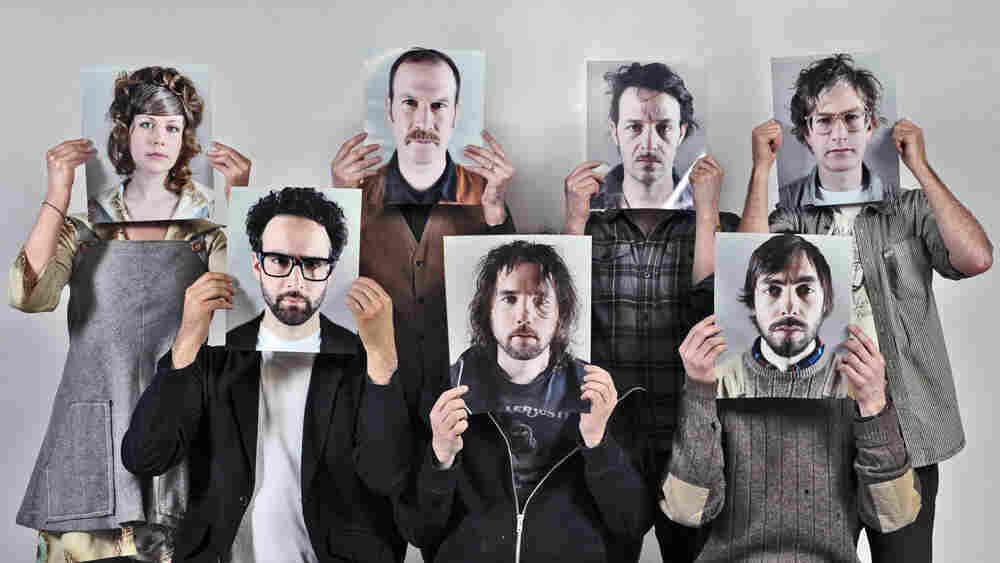 Broken Social Scene returns with their latest album Forgiveness Rock Record.