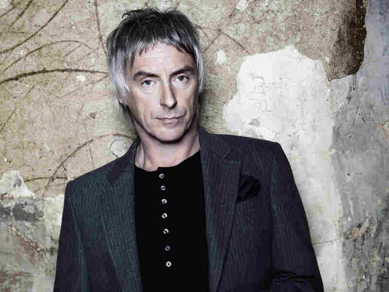 Paul Weller; credit: Dean Chalkley