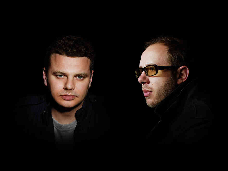 The Chemical Brothers; credit: Hamish Brown