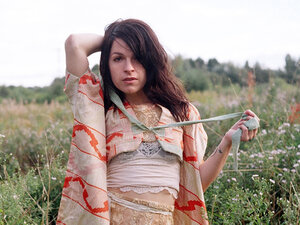 Jesca Hoop returns with her latest album Hunting My Dress.