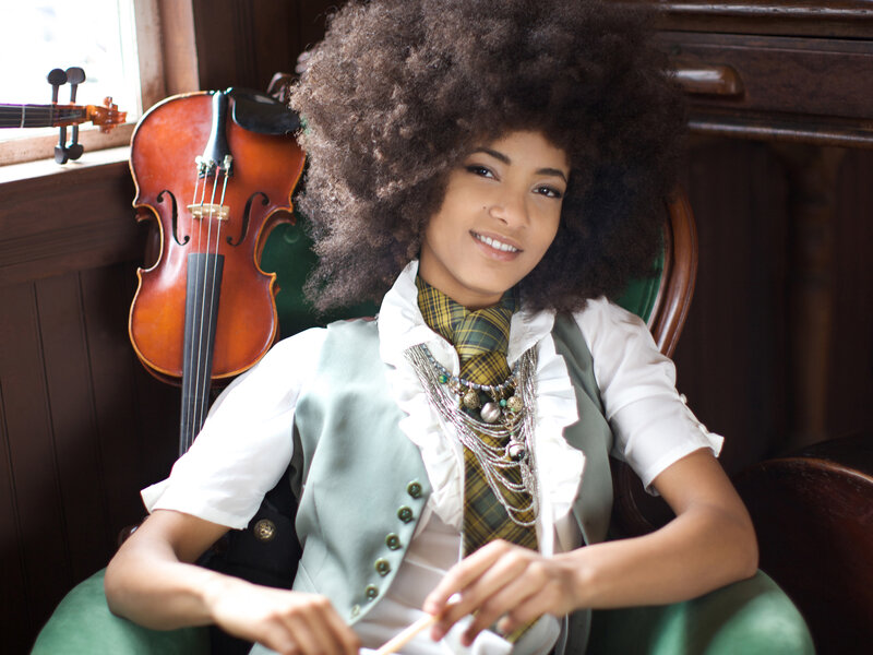 First Listen: Esperanza Spalding, 'Chamber Music Society' : NPR