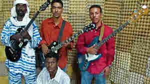First Listen: Group Inerane, 'Guitars From Agadez, Vol. 3'