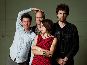 Majesty Shredding is Superchunk's ninth album and first since 2001.