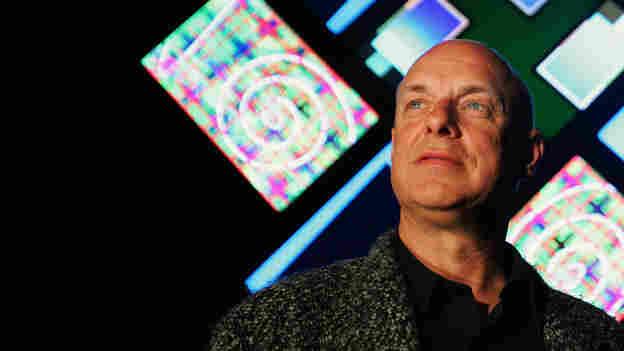 Brian Eno; Credit: Sergio Dionisio