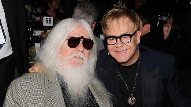 Elton John And Leon Russell Reunite On 'The Union'