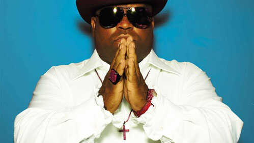 First Listen: Cee Lo Green, 'The Lady Killer'