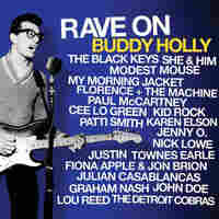 Cover for Rave on Buddy Holly
