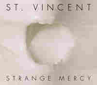 Cover for Strange Mercy