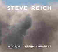 Cover for Steve Reich: WTC 9/11; Mallet Quartet; Dance Patterns