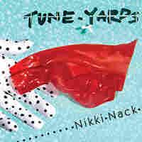 Cover for Nikki Nack