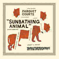 Cover for Sunbathing Animal