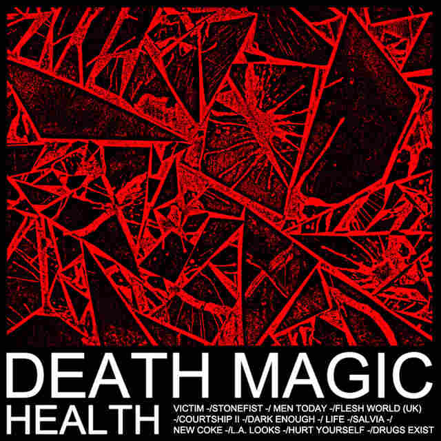 Cover for Death Magic