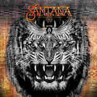 Cover for Santana IV