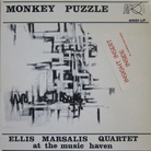 Cover for Monkey Puzzle