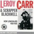 Cover for How Long Blues 1928-1935