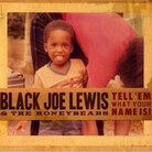 Black Joe Lewis art