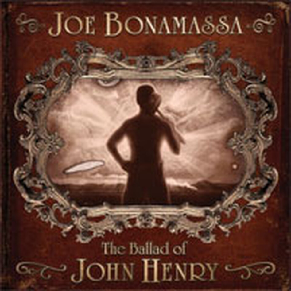 Cover to The Ballad Of John Henry