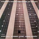 Cover for Different Trains/Electric Counterpoint