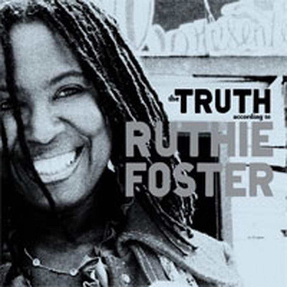 Cover to The Truth According To Ruthie Foster