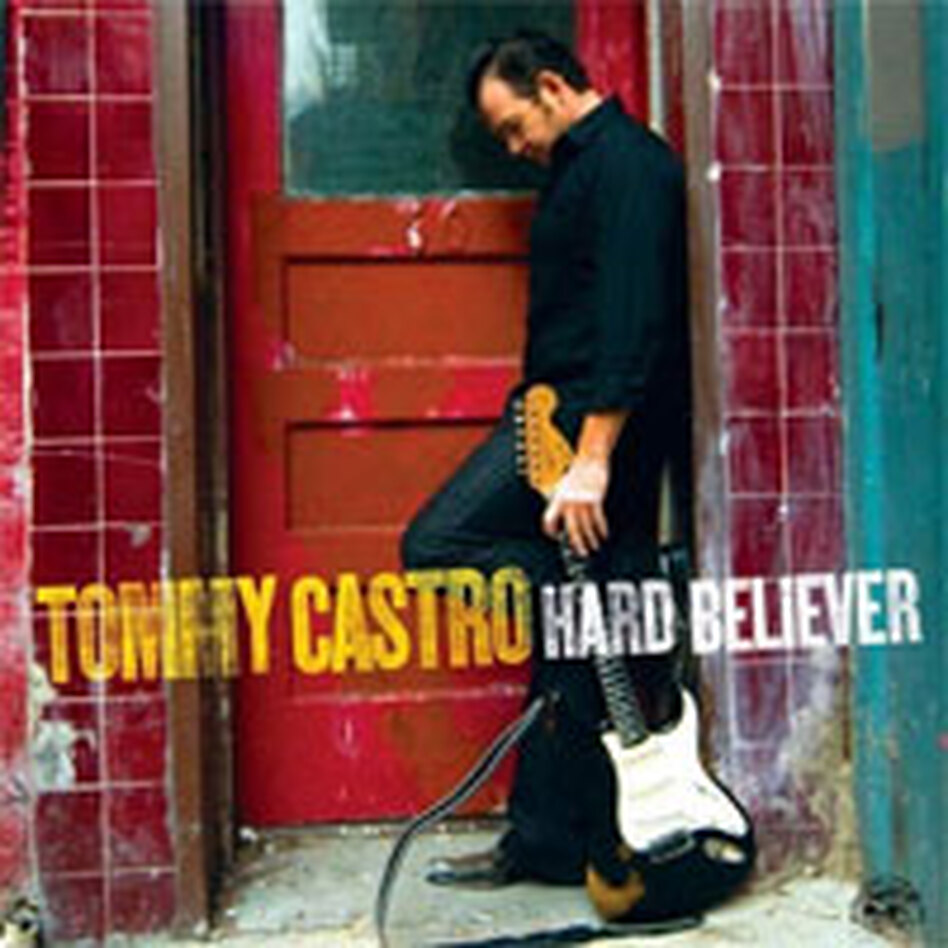 Cover to Hard Believer