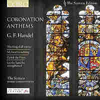 Cover for Handel: Coronation Anthems