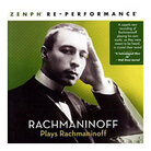 Cover for Rachmaninov plays Rachmaninov