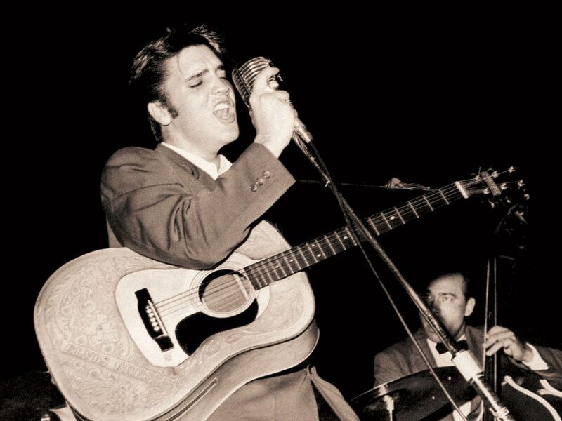 24a9c4c32991 Elvis Presley At 75  Songs We Love   NPR