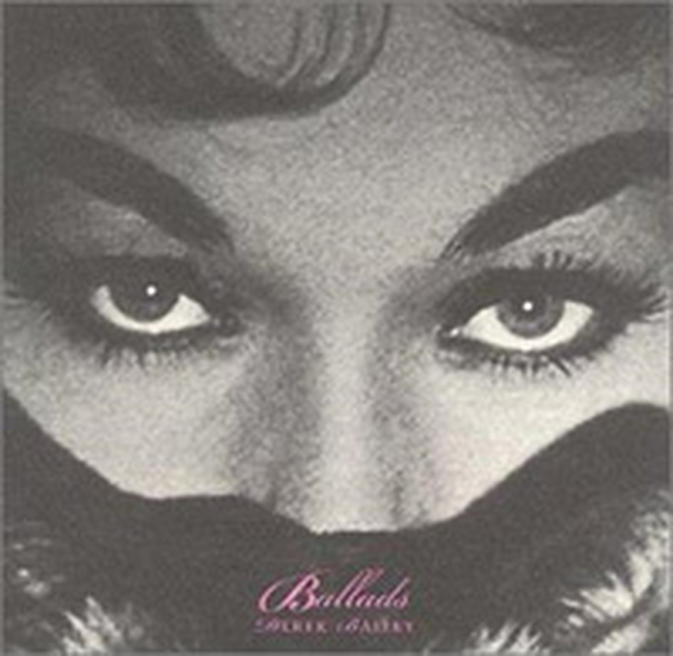 Cover for Ballads