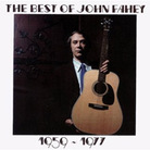 Cover for Best of John Fahey 1959-1977