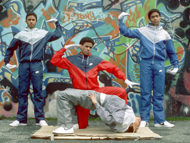B-boys; credit: Michael Ochs Archives/Getty Images